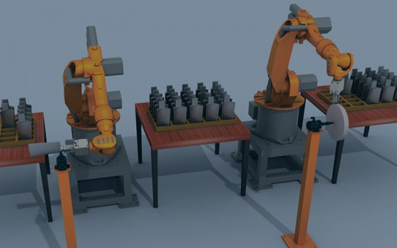 Material Removal with a KUKA robot