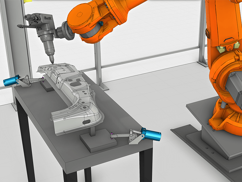 Offline Robot Programming Software for Cutting Applications | OLRP for Industrial applications