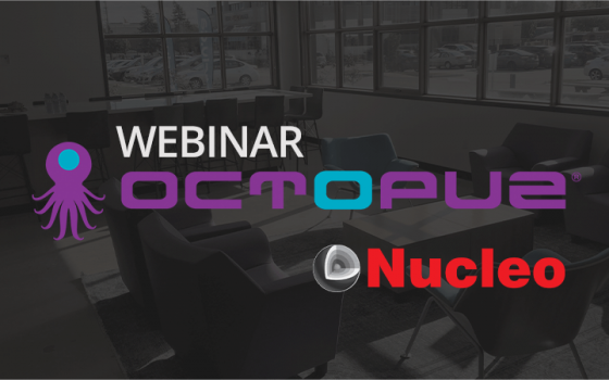 OCTOPUZ and Nucleo Webinar