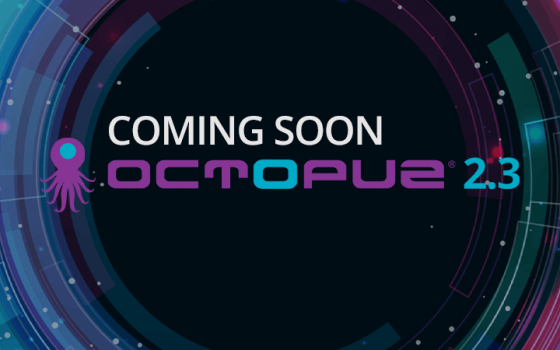 OCTOPUZ 2.3 IS COMING SOON! EXPERIENCE IT AT FABTECH 2019