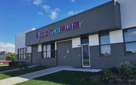 OCTOPUZ Inc. Has Moved to Waterloo