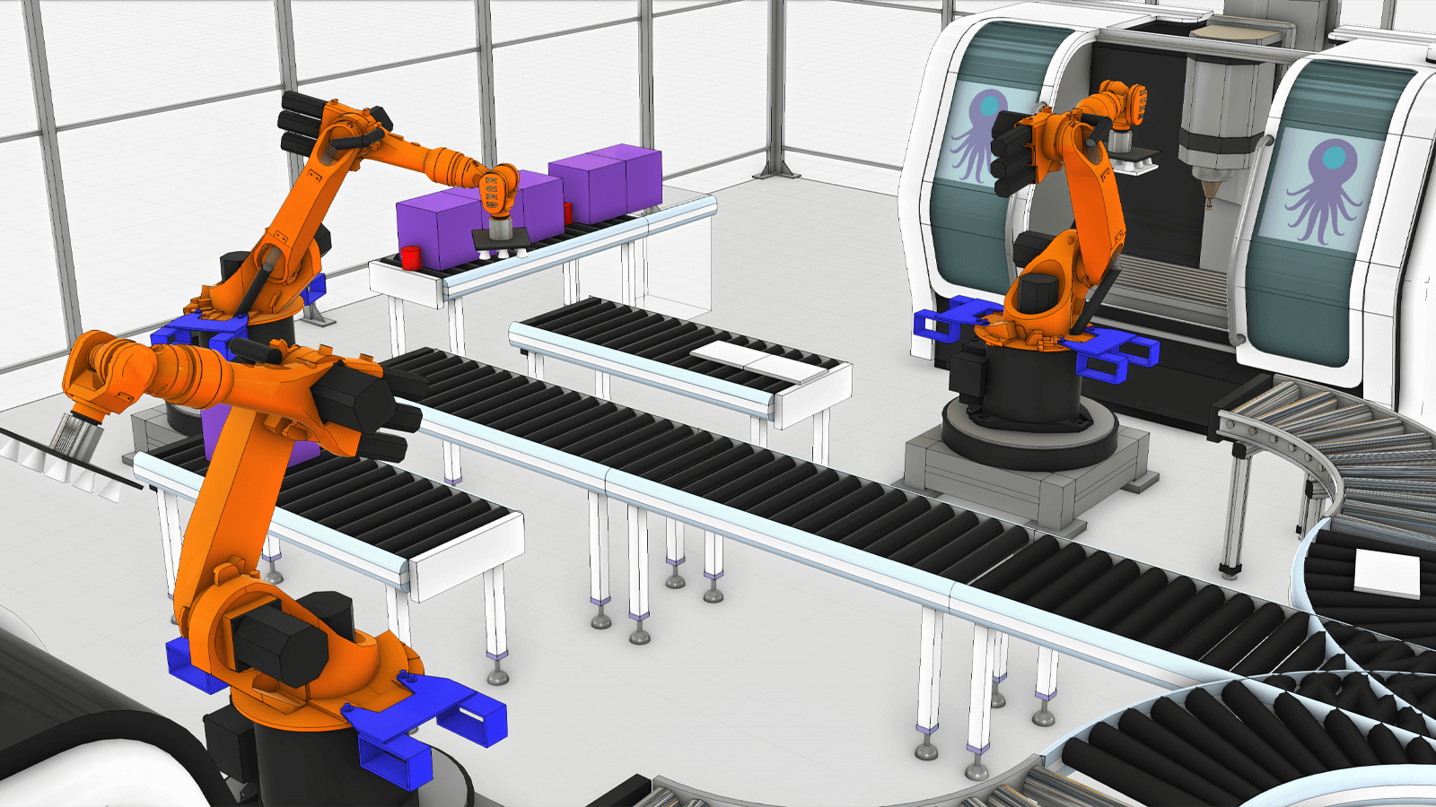 Maximize your industrial robot investment with OCTOPUZ