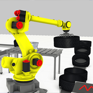 Offline Robot Programming Software Simulation for Proof of Concept | OLRP for Industrial applications