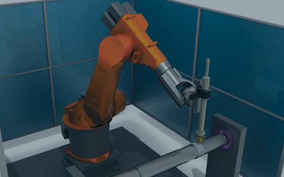 Additive Manufacturing with a KUKA robot