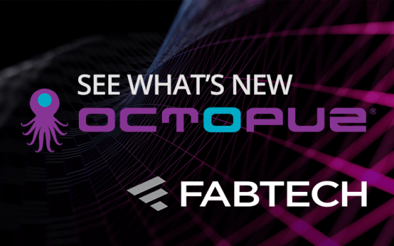 See what's new with OCTOPUZ Inc. at FABTECH