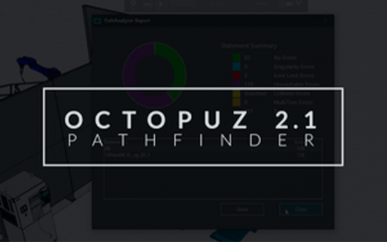 Dive into OCTOPUZ 2.1 Preview OCTOPUZ PathFinder